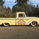 1965 Ford F 100 Rat Rod Truck Classic Ford F 100 1965 For Sale
