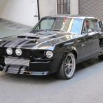 1967 Ford Mustang Shelby Gt 500 Black Low Miles Classic Ford Mustang 1967 For Sale