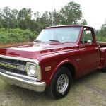 1969 Chevrolet C10 Stepside Shortbed C 10 Chevy Pickup Truck Call Now Classic Chevrolet C 10 1969 For Sale