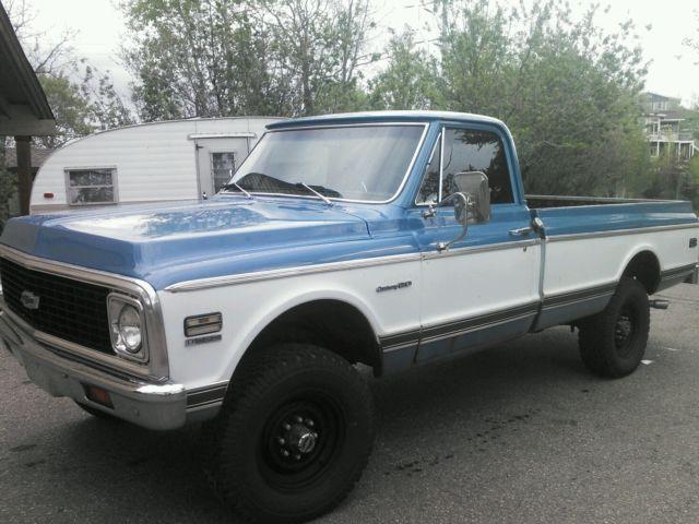 1972 Chevy Truck Craigslist
