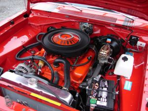 1972 Dodge Dart Demon factory 340 Hcode, 5speed Tremec