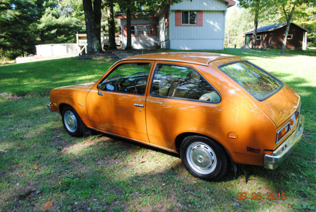 Chevrolet Chevette Base Hatchback 2 Door 1 4l