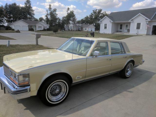 1978 Cadillac Seville 76 Xxx Miles All Original Family