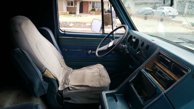 1979 Chevy Shorty Van Rare Beauville Model Classic