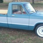 1980 Ford Courier Mini Truck Rat Rod 2 3 Bagged Classic Ford Other Pickups 1980 For Sale
