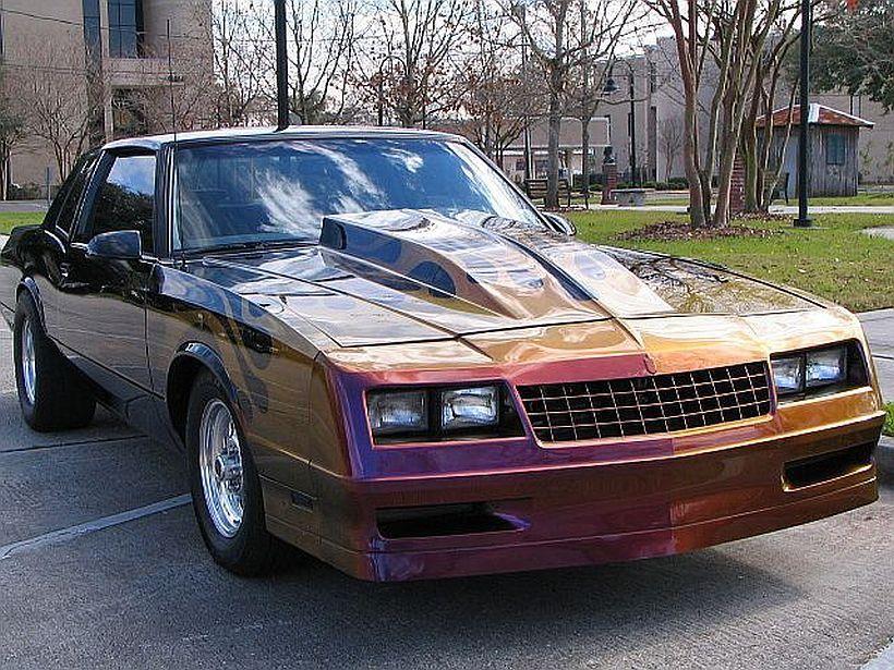 Monte Customs Chevrolet Carlo