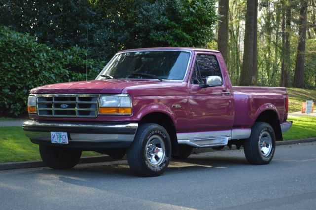 1992 ford f150 flareside owners manual