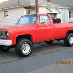 Arizona Original 73 Chevy K10 4x4 Excellent Condition No Issues Classic Chevrolet C K Pickup 1500 1973 For Sale