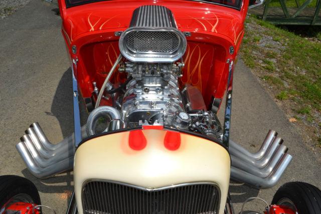 Block Ford 427 Engine
