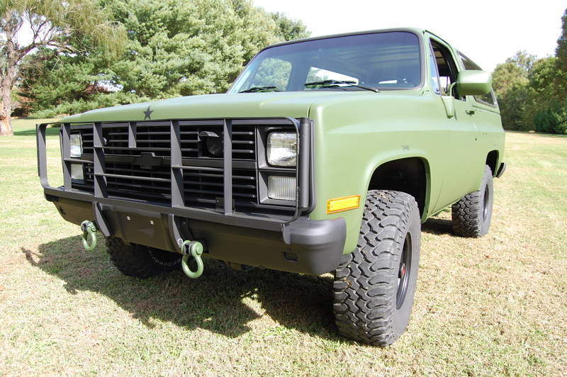 Bug Out Military Chevy M Apocalypse Ready Runs