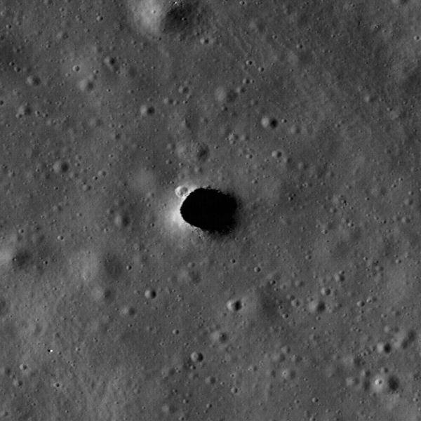 Descenso a lo desconocido Ciencia de la NASA