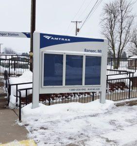Amtrak – Bangor, MI