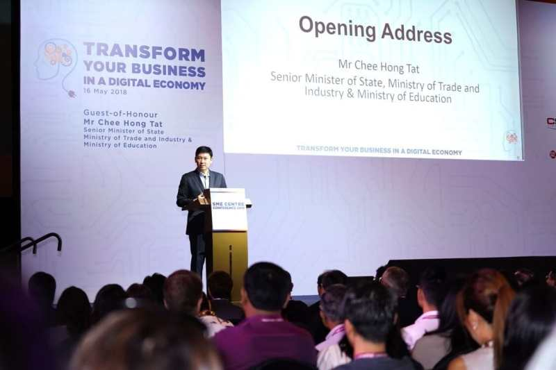 Opening Address By GOH SMS Chee Hong Tat