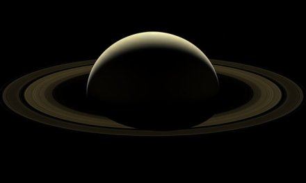 Beautiful Saturn: Cassini Team Releases Farewell Photo of Ringed Planet