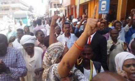Sudan: Stop Abuse of Peaceful Demonstrators   Human Rights Watch