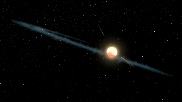 Astronomers are one step closer to unlocking the mystery of Tabby's Star   Astronomy.com