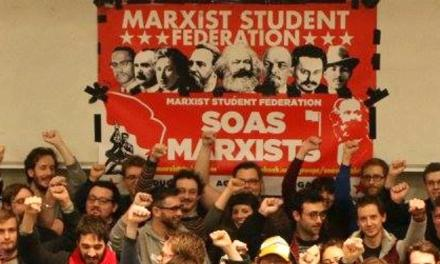 Angry students turn to Marx in their pursuit of revolution | News | The Times & The Sunday Times