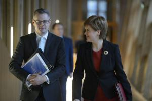 No beer and sandwiches as SNP-Green budget deal was hatched | HeraldScotland