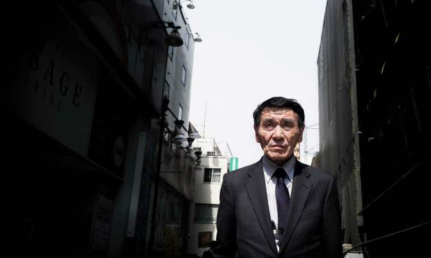 Street photographer Lee Chapman gets up-close to his Tokyo subjects | Digital Trends