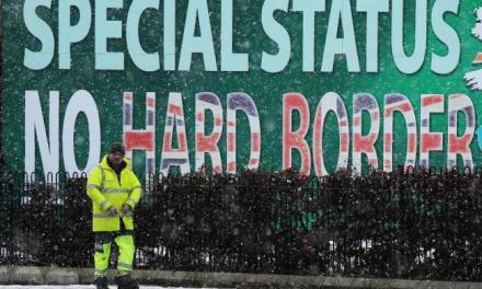 UK Government confirms it wants 'no hard border' in Ireland … despite what Boris said | The National