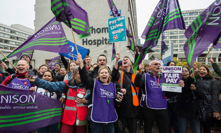 Health workers furious with paltry pay proposals that slash annual leave