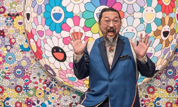 Japanese Artist Takashi Murakami on Sneakerheads and Subcultures | AnOther