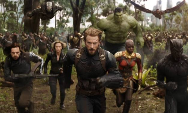 This 'Avengers: Infinity War' Time Travel Theory Is Blowing Fans' Minds