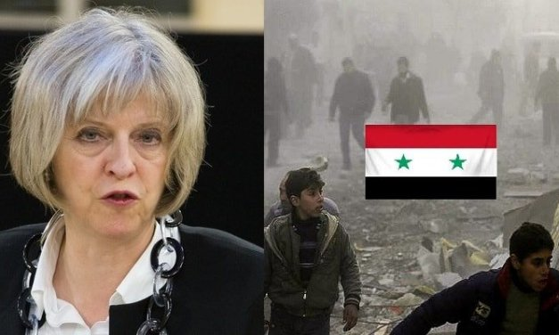 BREAKING: Theresa May's plan to bomb Syria just hit some serious turbulence | The Canary