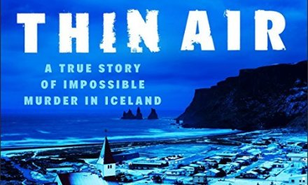 Book review: Out Of Thin Air by Anthony Adeane – Morley Observer and Advertiser