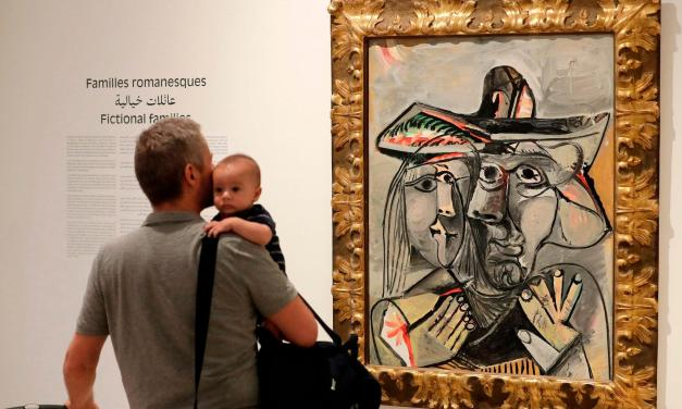 Picasso exhibition in Beirut reveals the artist's take on love, family and fatherhood – The National
