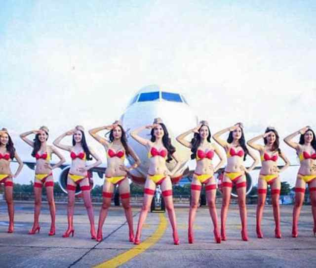 Vietnams Low Cost Bikini Airline Vietjet To Soon Launch Operations In India