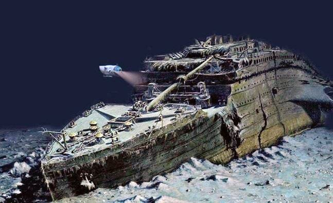 You Can Now See The Titanic Shipwreck For Real Travel News