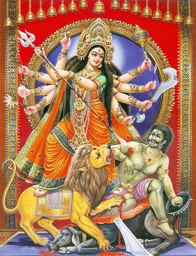 Navratri2017: Decoding Maa Durga's weapons and vehicle - Lifestyle News