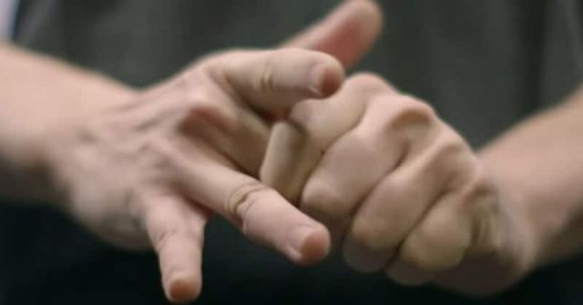 Finging finger is right or wrong for our bones