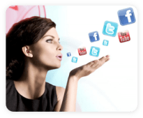 Women and Social Media Women are Taking Over the Social Web