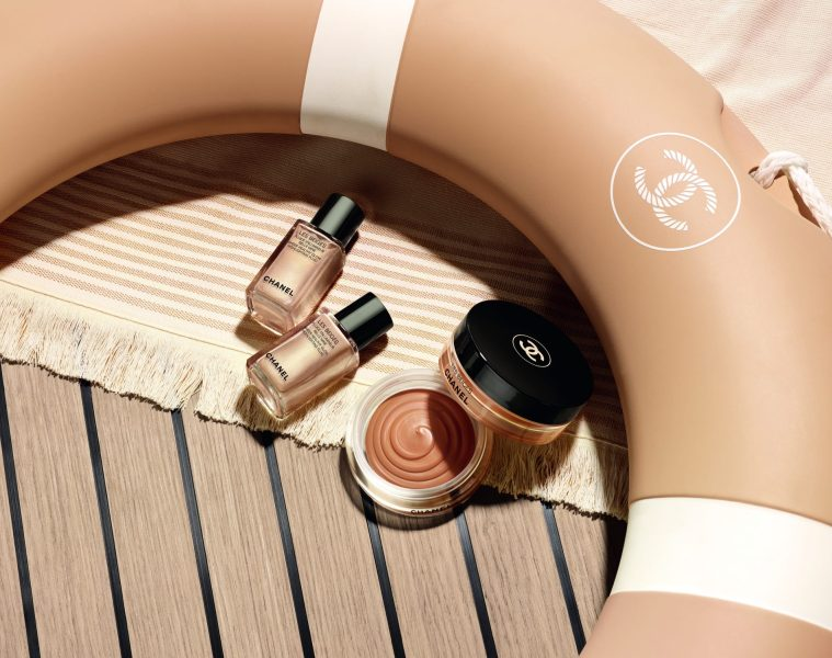 healthy glow bronzing cream chanel