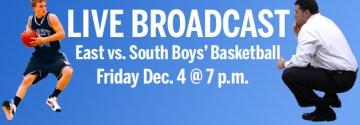 Boys' Basketball Broadcast: SM East vs. SM South (12/4/2009)