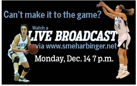 Girls' Basketball Broadcast: SM East vs. SM South