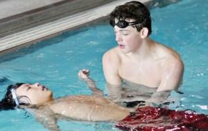 Gallery: Boys Swim Team Clinic