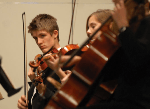 Orchestra Members Fundraise for Boston Trip