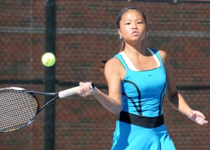 Girls' Tennis Beat - Week 2