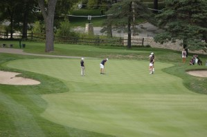 Girls' Golf -- Week 3