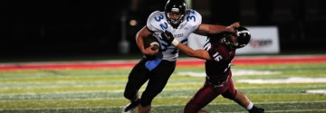 Game Wrap Up: Football vs. Lawrence High