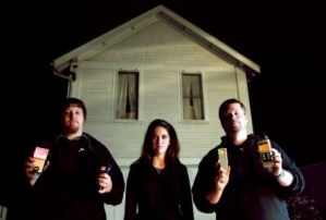 """Staffer Joins Paranormal Investigators in """"Ghost Hunting"""""""