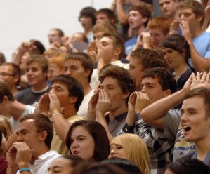 Administration Needs to Give Student Section More Freedom at Games