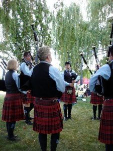 Junior Continues Family Tradition, Plays In Bagpipe Band