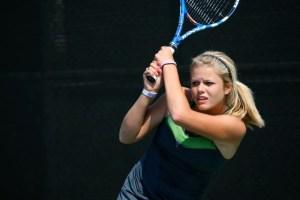 Junior Excels in Tennis