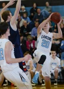 Gallery: Boys Basketball vs. Olathe North