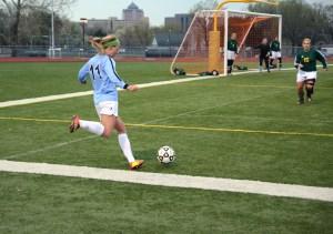 Gallery: Girls' Soccer vs. South