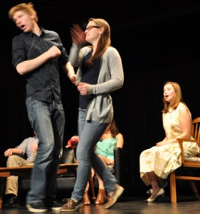 Gallery: Repertory Theatre Class Original One Acts